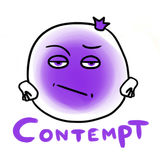 Contempt Royalty Free Stock Image