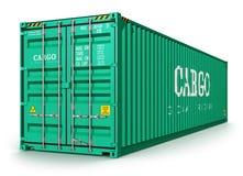 Contenedor para mercancías pesado de 40 pies libre illustration