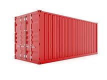 Conteneur de cargaison Images stock