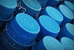 conteneurs en plastique Photos stock