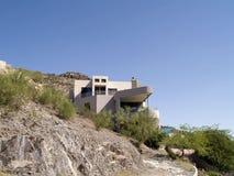 Contenga en las montañas Phoenix Imagenes de archivo