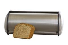 Contenitore del pane fotografie stock