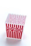 Contenitore del popcorn Fotografia Stock