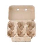 Contenitore della scatola delle uova o cartone delle uova Immagine Stock Libera da Diritti