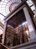 Contenitore di elevatore Fotografia Stock Libera da Diritti