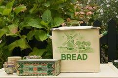 Contenitore di pane fotografie stock libere da diritti