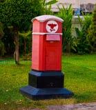 Contenitore di posta Immagine Stock