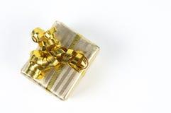 Contenitore di regali Fotografia Stock