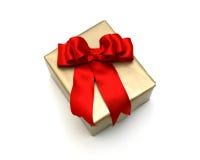 Contenitore di regalo fotografia stock libera da diritti