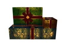 Contenitore di regalo 2009 Fotografie Stock Libere da Diritti