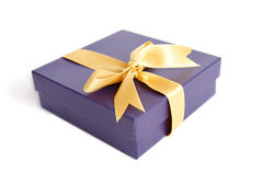 Contenitore di regalo immagini stock libere da diritti