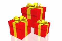 Contenitore di regalo illustrazione di stock