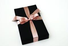 Contenitore di regalo - seta tailandese Immagine Stock