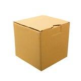Contenitore di scatola Fotografia Stock Libera da Diritti