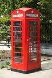 Contenitore di telefono di Londra immagine stock