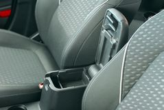Contenitore interno di automobile Immagine Stock