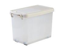 Contenitore quadrato di contenitore Fotografia Stock