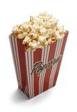 Contenitore di popcorn immagini stock