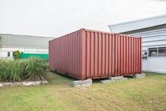 contenitori Fotografia Stock