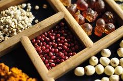 Contenitori di alimento del cinese tradizionale Immagine Stock