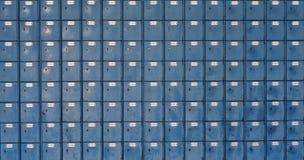 Contenitori di posta Fotografia Stock