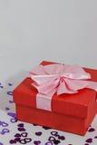 Contenitori di regalo favoriti Immagine Stock