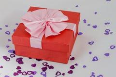 Contenitori di regalo favoriti Fotografia Stock