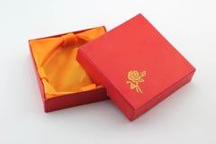 Contenitori di regalo per gioielli Immagini Stock