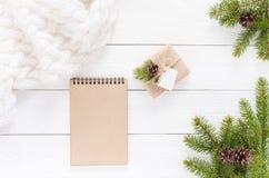 Contenitori di regalo su bianco Immagine Stock