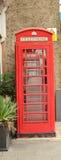 Contenitori di telefono britannici Immagine Stock