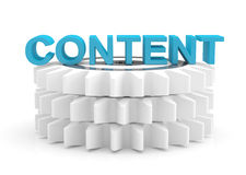 Content Royalty Free Stock Images