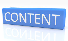 Content Royalty Free Stock Image