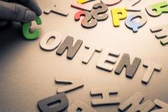 Content Stock Photos