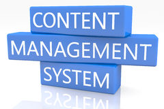 Content Management System Stock Images