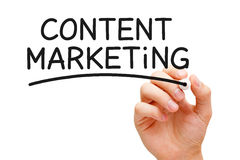 Free Content Marketing Royalty Free Stock Photography - 32516447