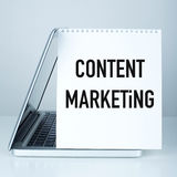 Content Marketing Stock Photos