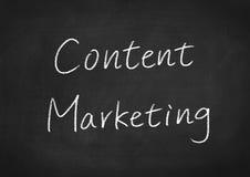 Content marketing Stock Photos