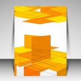 Content vektorbakgrund för presentation arkivfoto