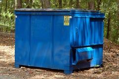 Contentor do lixo Imagens de Stock Royalty Free