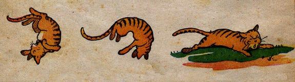 Contes du pélican rouge-4 Stock Images