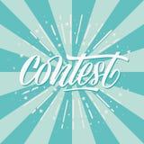 Contest royalty free stock photos