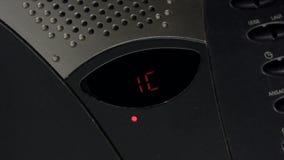 Contestador automático almacen de video