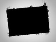 Contesto in bianco, bandiera, scheda Immagine Stock Libera da Diritti