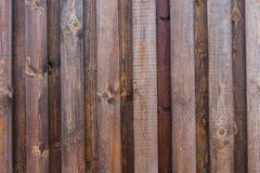 Contesto dei bordi marroni naturali Fotografie Stock