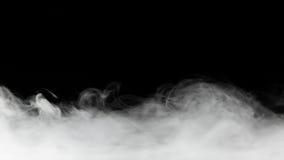 Contesto del fumo denso fotografia stock libera da diritti