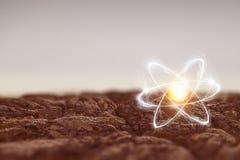 Contesto di concetto di astronomia immagini stock libere da diritti