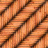 Contesto di legno beige delle plance Fotografia Stock