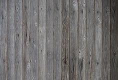 Contesto di legno grigio Fotografia Stock