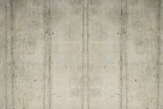 Contexte cru de mur en béton Photos libres de droits