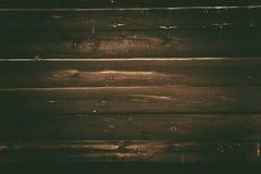 Contexte en bois âgé par obscurité photos libres de droits